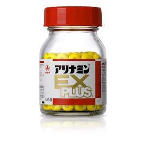 アリナミンEXプラス 120錠【タケダ・神経・筋肉・ビタミン...