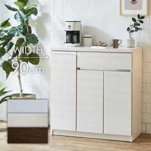 キッチンカウンター 90 完成品 セル カウンター marvelous-furniture