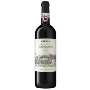 テヌダ ディ カプライア キャンティ クラシコ ミディアムボディ 赤ワイン 750ml|marwell