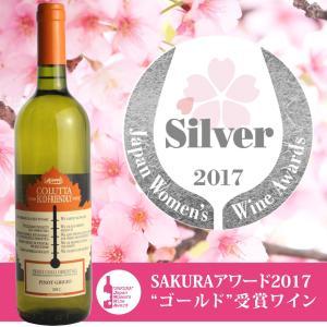 コルッタ ピノグリージョ(エコフレンドリーワイン) ピノグリージョ 100% 辛口 イタリア フリウリヴェネツィアジューリア 白ワイン 750ml|marwell