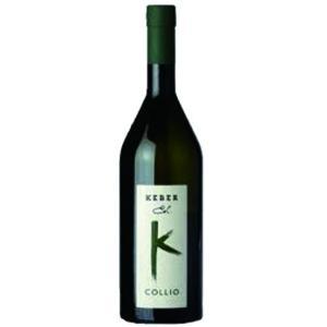 エディ ケーベル コッリオ ビアンコ 2016 辛口 イタリア 白ワイン 750ml フリウリヴェネツィアジューリア州の商品画像|ナビ