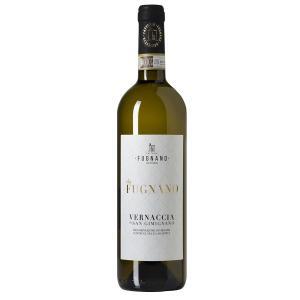 フニャーノ  ヴェルナッチャ ディ サン ジミニャーノ 2018 ヴェルナッツァ・ディ・サン・ジミニャーノ 100% 辛口 イタリア 白ワイン 750mlの商品画像|ナビ