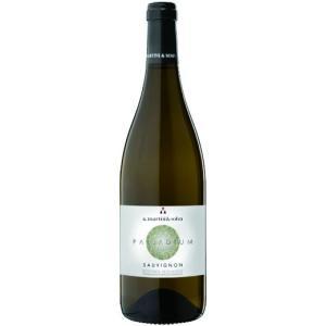 ソーヴィニヨン DOC パラディウム 2017 ソーヴィニヨン100% 辛口 イタリア 白ワイン 750ml|marwell