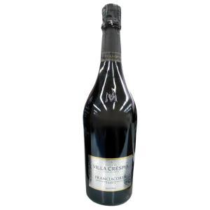 ヴィラ クレスピア フランチャコルタ サテン シャルドネ100% 辛口 発砲性 白ワイン 750mlの商品画像|ナビ