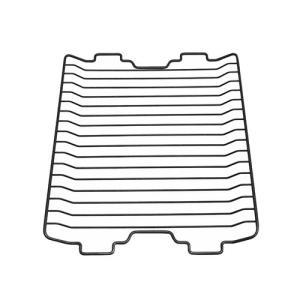 リンナイ Rinnai 074-030-000 グリル焼き網 フッ素コート リンナイ ビルトインコンロ 部品 純正ビルトインコンロ部品|mary-b