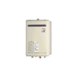 リンナイ ガス給湯器 【激安!RUX-A1610W-E】 (旧品番:RUX-V1616W-E) リンナイ16号屋外壁掛・PS設置型|mary-b