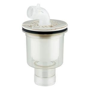 水道材料 カクダイ 洗濯機用排水トラップ(縦引) 426-154 |mary-b