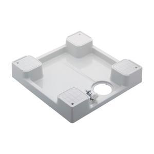 カクダイ 洗濯機用防水パン(水栓つき) 426-501K 水道材料|mary-b