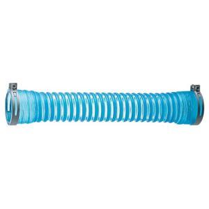 水道材料 カクダイ 排水フレキパイプ(洗濯機パン用) 4373-50×400 |mary-b