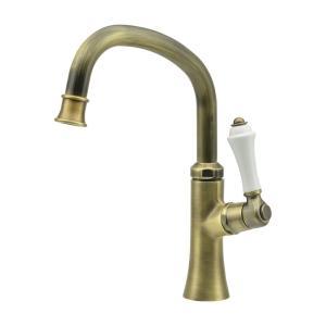 【新商品・納期未定】カクダイ[KAKUDAI] 【700-738-AB】 立水栓(トール) オールドブラス 水栓金具|mary-b
