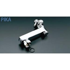 INAX イナックス LIXIL・リクシル 水栓金具 オプションパーツ 取付脚 [止水栓、ストレーナ付] [長尺タイプ:長さ100mm] A-1712|mary-b