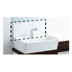 BB-AU1 INAX イナックス LIXIL・リクシル トイレ手洗 オプション バックパネル BBAU1 納期1週|mary-b
