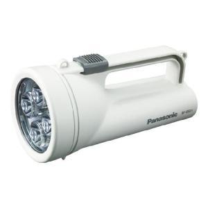 あすつく パナソニック 強力 LED 懐中電灯 BF-BS01P-W 防災グッズ 防災ライト LED強力ライト|mary-b