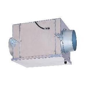 三菱 換気扇 産業用換気送風機 熱交換形換気扇(ロスナイ) BFS-80SX 厨房用ストレートシロッコファン単相100V BFS80SX|mary-b