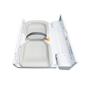 Combi 新商品 横型おむつ交換台【OK21W】 壁固定タイプ トイレ設備(BS-W42の後継機種) コンビウィズ株式会社|mary-b