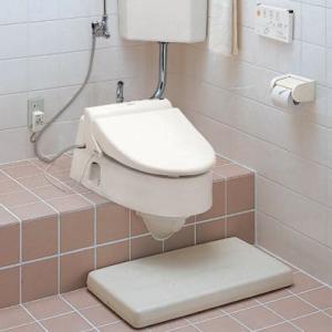 TOTO トイレ 腰掛便器 CS501 スワレット(和風改造用便器) 和風改造用腰掛便器(ロータンク用)陶器製|mary-b