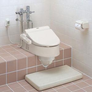 TOTO トイレ 腰掛便器 CS501F スワレット(和風改造用便器) 和風改造用腰掛便器(フラッシュバルブ用)陶器製|mary-b