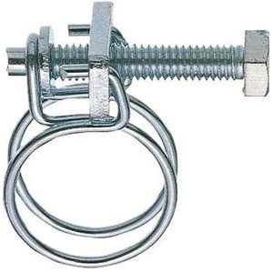 三栄水栓 バス用品・空調通気用品 バス接続管 ワイヤバンド D20-40   SANEI|mary-b