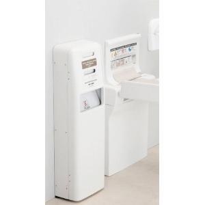 DB-14 ダイアパーボックスDB14 紙おむつ専用ダストボックス トイレ設備 コンビウィズ株式会社 |mary-b