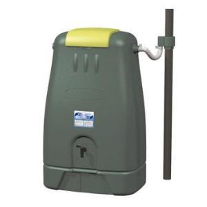 三栄水栓 配管システム 雨水タンク EC2010AS-G-60-250L   SANEI|mary-b