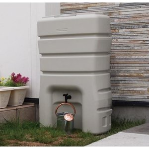 三栄水栓 雨水タンク【EC2010AS-H-140L】  SANEI mary-b