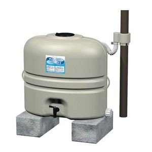 三栄水栓 配管システム 雨水タンク EC2010AS-H-60-110L   SANEI|mary-b