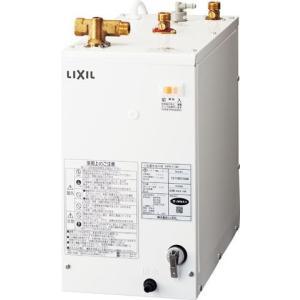 あすつく EHPS-F12N1 INAX/LIXIL 小型電気温水器 ゆプラス 住宅向け 13リットル 本体EHPN-F12N1 カウンター設置用排水器具EFH-4/PTセット|mary-b