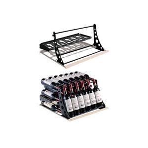 EuroCave(ユーロカーブ)ワインセラー 棚板 ディスプレイキット(CK) ソムリエの手引き出し棚(CS)オプション|mary-b