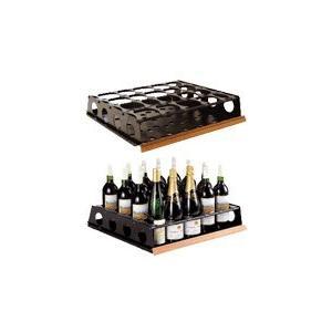 EuroCave(ユーロカーブ)ワインセラー 棚板 テイスティング棚(D) 引き出し式(ボトルスタンド式) 最大収容本数20本|mary-b