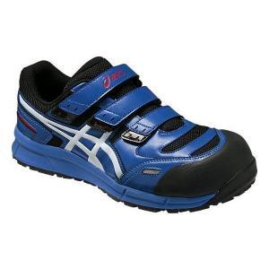 【ウィンジョブ CP102】 アシックス[ASICS] 作業用靴 カラー:ブルー×ホワイト 【FCP102】 【作業靴・安全靴・ワーキングシューズ、スニーカー風】|mary-b