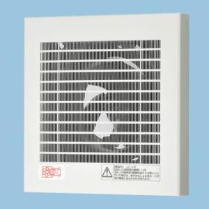 パナソニック 換気扇 パイプファン FY-08PFL9 排気形(フィルター付) 居室・洗面所・トイレ用【パイプファン E】|mary-b