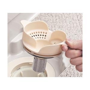 【送料込み】トクラス 浴室排水口ヘアキャッチャー カミトリ名人+(プラス) 【GJH05X】 浴室
