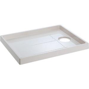 三栄水栓 洗濯器用品 洗濯機防水パン 洗濯機パン H541-800L   SANEI|mary-b