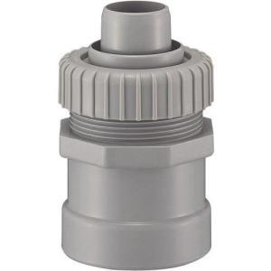 三栄水栓 キッチン用品 流し排水栓 防臭アダプター H62-85   SANEI|mary-b