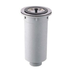 三栄水栓/SANEI キッチン用品 流し排水栓 カゴ付流し排水栓 H65-50 |mary-b