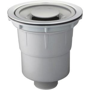 三栄水栓 キッチン用品 流し排水栓 流し排水栓 H6550   SANEI|mary-b