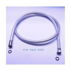 KVK  HC115M-R397/800  旧MYM細型メタリックホース1.6m 旧MYM補修部品>バス用シャワー部品 [新品]|mary-b
