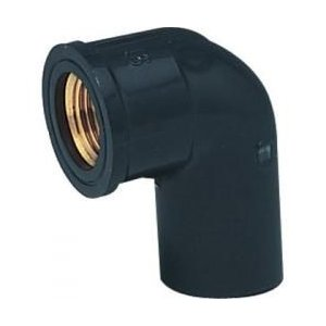 水道材料 HI水栓エルボ(金属) 20|mary-b