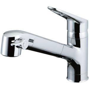 JF-AB461SYX(JW)  INAX/イナックス/LIXIL/リクシルオールインワン浄水栓Sタイプ 浄水器内蔵水栓 ワンホールタイプ(シングルレバー) ハンドシャワー付|mary-b