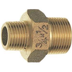 三栄水栓 配管システム 砲金異径六角ニップル JT700-1-20X13   SANEI|mary-b