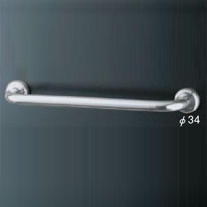 固定式 手すり KF-910S30 [I型] [トイレ・浴室用] [ステンレス] 手すり 介護用 INAX イナックス LIXIL・リクシル(手摺り・介護・風呂・トイレ)|mary-b