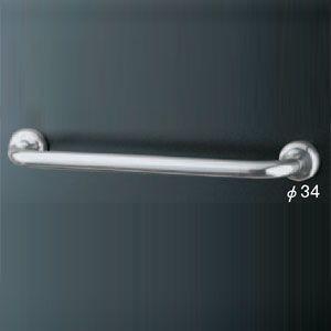 固定式 手すり KF-910S30 I型 トイレ・浴室用 ステンレス 手すり 介護用 INAX イナックス LIXIL・リクシル(手摺り・介護・風呂・トイレ)|mary-b