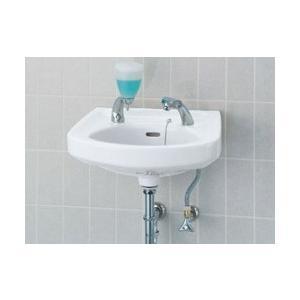 L-132G INAX イナックス LIXIL・リクシル 洗面器・床排水・壁給水セット・そで付け小形洗面器・壁付式 mary-b