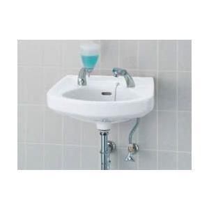 洗面器 床排水 壁給水 手洗器、金具一式セット L-132G INAX イナックス LIXIL リクシル そで付け小形洗面器・壁付式 mary-b
