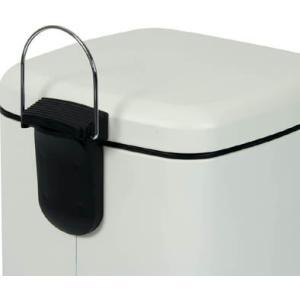 べダル式 ふた付きゴミ箱 30Lラバン ホワイト【LFS-072WH】 【東谷】【注意:代引き不可】|mary-b|02