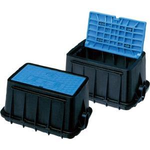 上水道関連製品>ボックス製品>量水器ボックス MB 40Sシリーズ MB-40SAX810 Mコード:20888 前澤化成工業