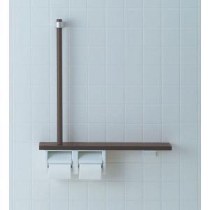 リクシル 手すり トイレ用 NKF-3WU2 棚手すり L型タイプ・左右共通  介護用 INAX イナックス LIXIL|mary-b