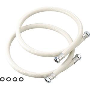 0706114 ノーリツ 給湯器 関連部材 追いだき配管部材(循環アダプターHX用)他 ブレードホースセット3m(往戻2本1セット)|mary-b