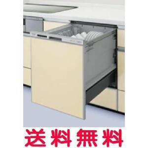 【延長保証5年間対象商品】 パナソニック・ビルトイン食器洗乾燥機(食洗機) 【NP-45VD6S】幅45cm ディープタイプ・ドアパネル型 / シルバー|mary-b