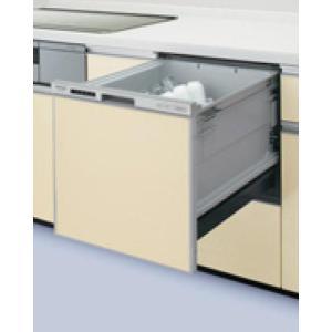 パナソニック・ビルトイン食器洗乾燥機(食洗機) NP-45VS7S(NP-45VS5S,NP-45VS6Sの後継機種)幅45cm コンパクトタイプ・ドアパネル型/シルバー|mary-b
